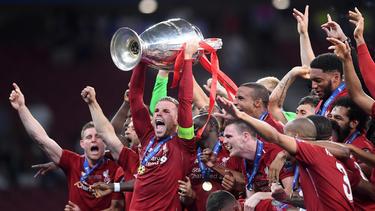 Der FC Liverpool gewann die Champions League in der vergangenen Saison