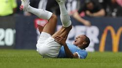 Leroy Sané hat sich schwer am Knie verletzt