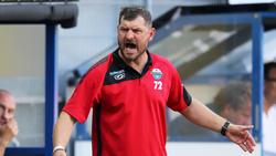 Steffen Baumgart kann Gelbe Karten gegen Trainer nicht nachvollziehen