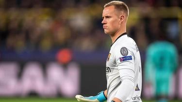Geht mit seinen Mitspielern kritisch ins Gericht: Barca-Keeper Marc-André ter Stegen