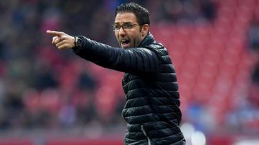 Michael Köllner ist neuer Löwen-Trainer