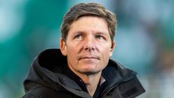 Oliver Glasner will mit dem VfL Wolfsburg gegen Schalke 04 nachlegen