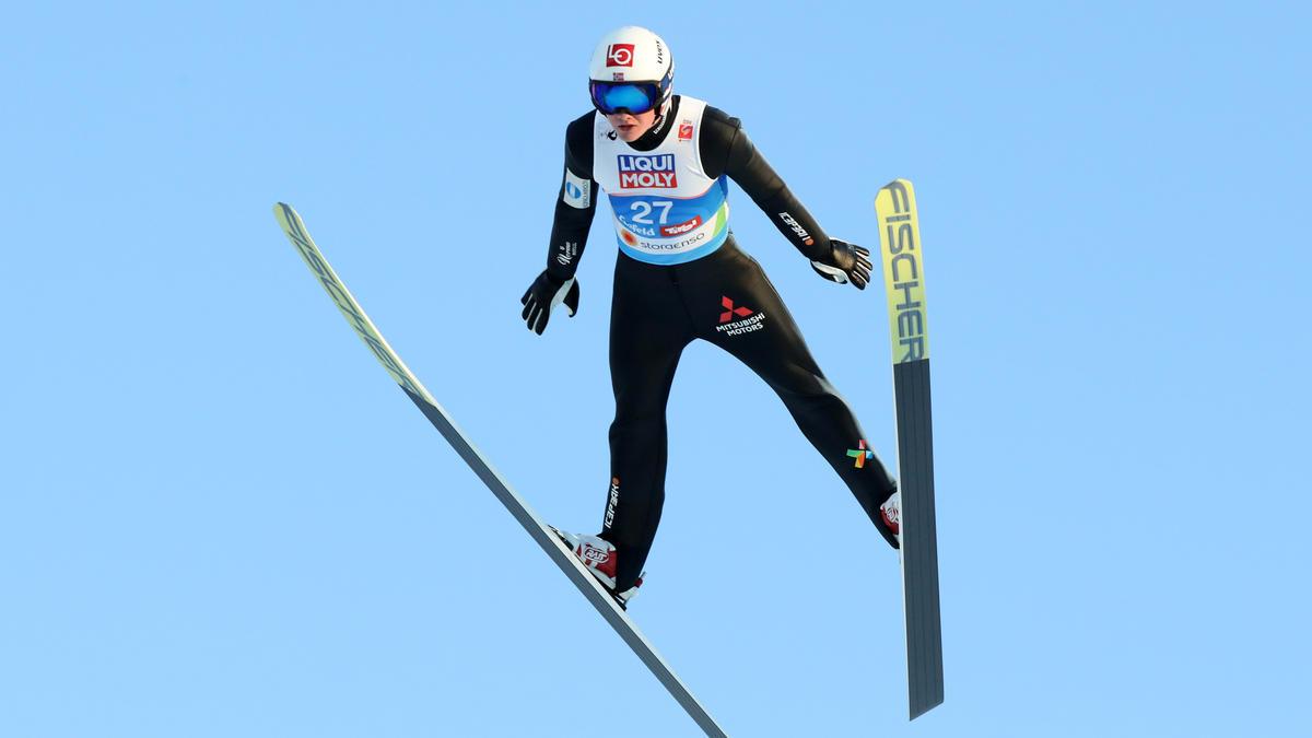 Thomas Aasen Markeng zog sich eine schwere Knieverletzung zu