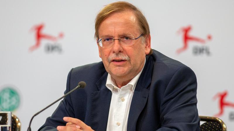 Kandidiert für das UEFA-Exekutivkomitee: DFB-Vize Rainer Koch