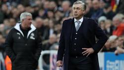 Carlo Ancelotti hat auch das zweite Spiel mit dem FC Everton gewonnen