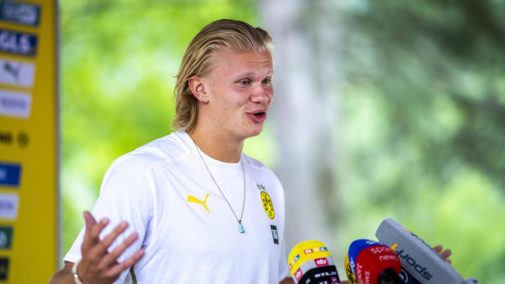 Erling Haaland ist der Superstar des BVB