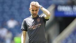 Pep Guardiola wurde von Pedro Porro kritisiert