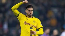 Möchte auch gegen seinen Ex-Klub FC Bayern Grund zum Jubel haben: Emre Can vom BVB