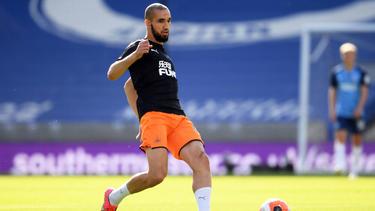 Nabil Bentaleb ist vom FC Schalke 04 an Newcastle United ausgeliehen