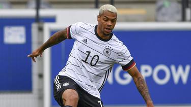 Lukas Nmecha erzielte die ersten beiden Treffer für die DFB-Elf