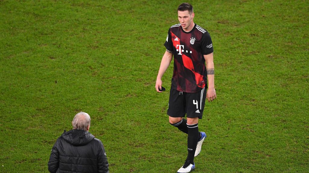 Wie geht es für Niklas Süle beim FC Bayern weiter?