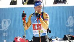 Erik Lesser blickt nach der Biathlon-WM wieder nach vorne