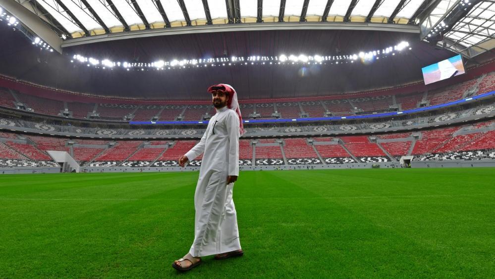 Die WM in Katar ist höchst umstritten