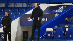 Thomas Tuchel steht mit dem FC Chelsea in der Runde der letzten Acht