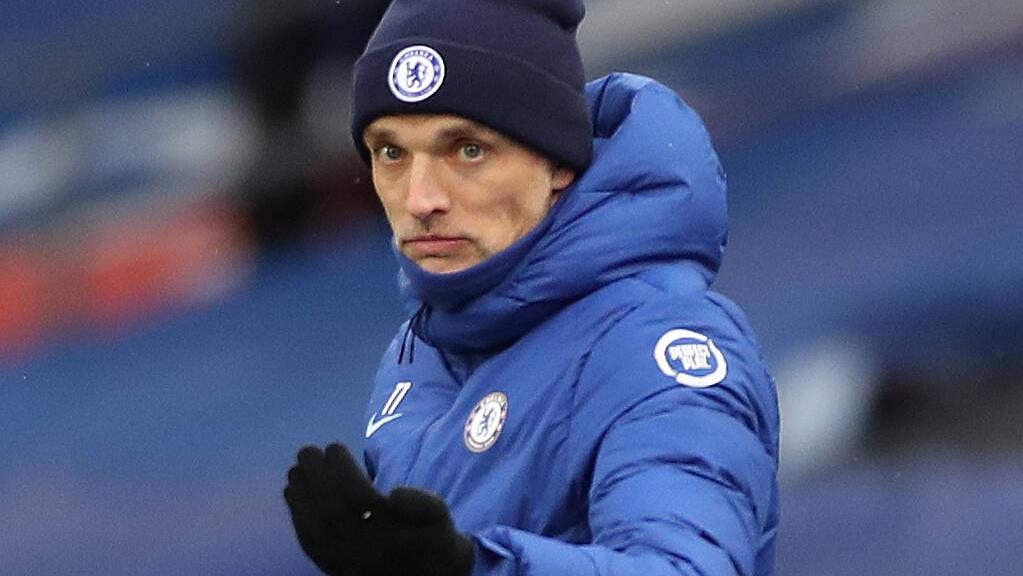 Tuchel sieht Chelsea hinter Bayern und ManCity