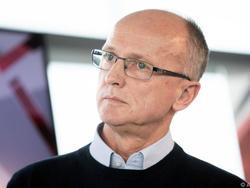 Georg Zellhofer ist nicht mehr Sportchef des SKN St. Pölten