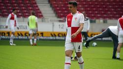 Marc-Oliver Kempf gilt beim VfB Stuttgart als möglicher Streichkandidat