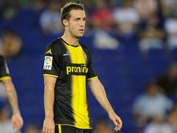 Montañés im Spiel bei Espanyol Barcelona