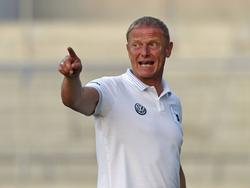 Torsten Fröhling will beim fast abgestiegenen TSV 1860 München eine Aufbruchstimmung erzeugen