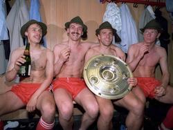 Bayern hat die Schale