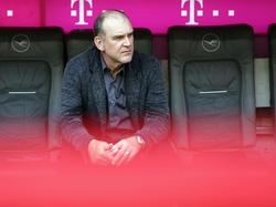FC-Sportchef Jörg Schmadtke ist weiterhin um Ruhe bemüht