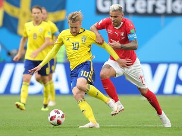 Die Schweden müssen ohne Emil Forsberg auskommen