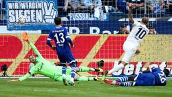 Ondrej Duda erzielte nach 15 Minuten die Führung für Hertha BSC