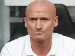 Rapid Trainer Goran Djuricin steht einmal mehr im Fokus