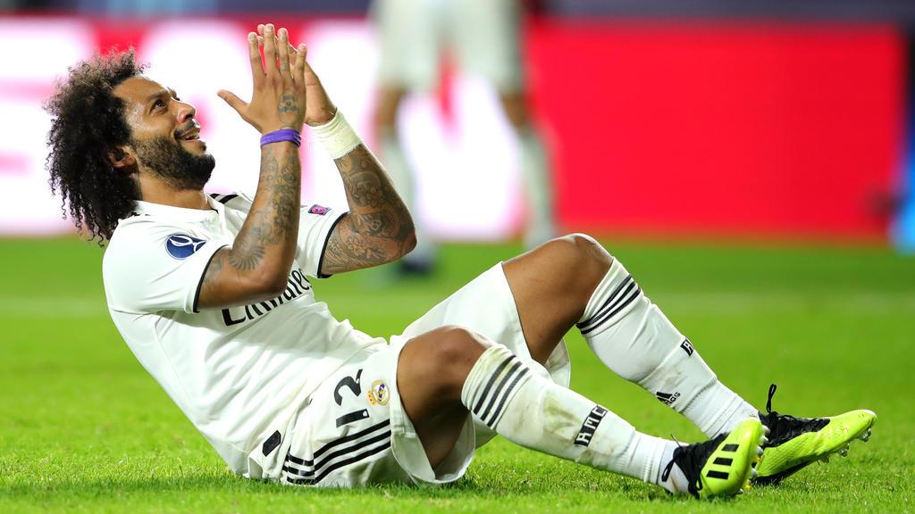 Marcelo zog sich gegen Sevilla eine Verletzung zu