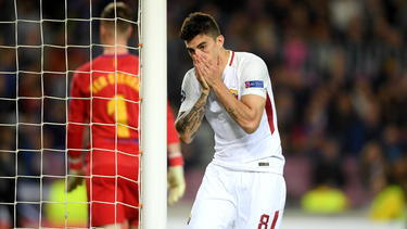 Diego Perotti se pierde los próximos compromisos.