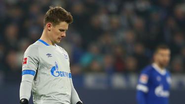 Alexander Nübel wurde für zwei Spiele gesperrt
