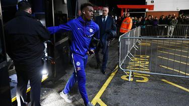 Callum Hudson-Odoi kommt beim FC Chelsea nicht wie erhofft zum Zug