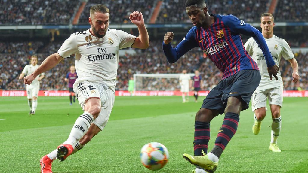 Real Vs Barca 03 In Der Copa Del Rey Suárez Trifftt Doppelt Im