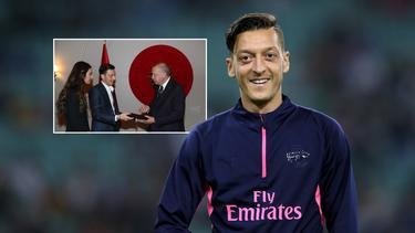 Özil se va a casar con su novia Gülse este verano. (Foto: Getty)