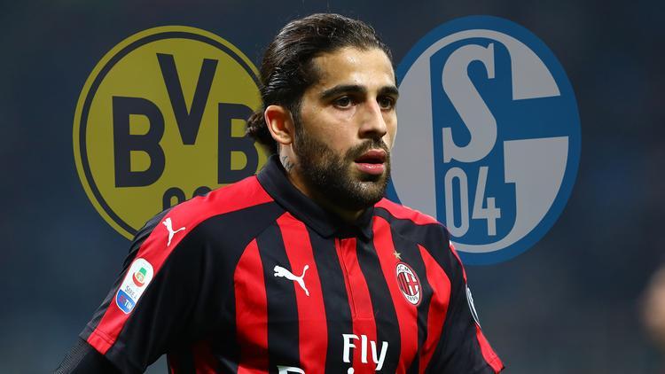 Ricardo Rodríguez steht beim BVB und beim FC Schalke 04 auf dem Zettel