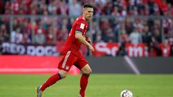 Niklas Süle ist bei dem Streit zwischen Coman und Lewandowski als Schlichter dazwischengegangen