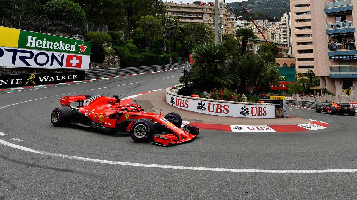 In Barcelona war Ferrari bereits langsam - Ist man damit in Monaco chancenlos?