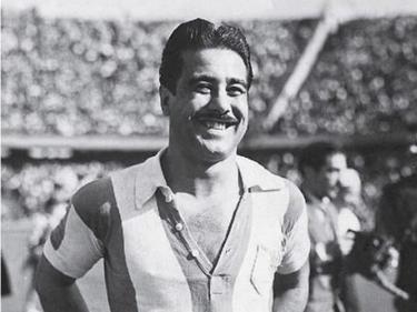 Norberto Méndez marcó 17 goles en tres Copas América. (Foto: www.cahuracan.com)
