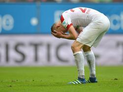 Alfreð Finnbogason fällt gegen den FC Bayern aus