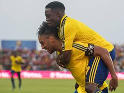 Rettete seinem Team einen Punkt: Pierre-Emerick Aubameyang