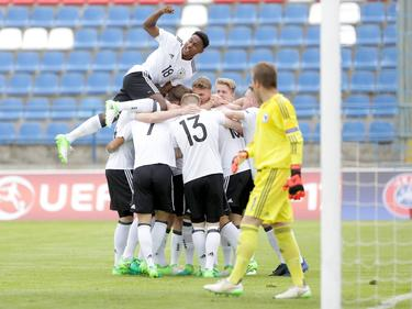 Deutschland zieht ins Viertelfinale der U17-EM ein