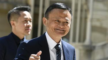 Jack Ma unterstützt den chinesischen Frauenfußball