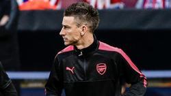 Wechselt vom FC Arsenal zurück in seine Heimat zu Girondins Bordeaux: Der Franzose Laurent Koscielny