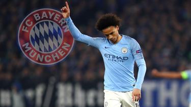 Leroy Sané stand wohl kurz vor einem Wechsel zum FC Bayern