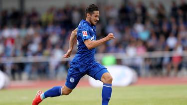 Steven Skrzybski könnte den FC Schalke 04 im Winter verlassen