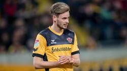 Lucas Röser spielt künftig für den 1. FC Kaiserslautern