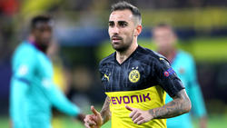 Paco Alcácer droht gegen seinen Ex-Klub auszufallen