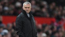 Ex-Coach José Mourinho sorgt sich um Manchester United