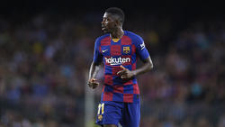 Ousmane Dembélé wird weiterhin beim FC Bayern gehandelt