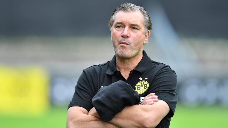 Michael Zorc bewertete die Arbeit von BVB-Coach Rose in den letzten Tagen